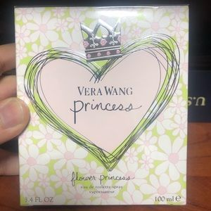 Vera Wang Flower Princess brand new sealed.